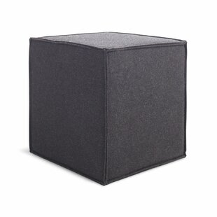 Look for Otto Cube Ottoman By Blu Dot