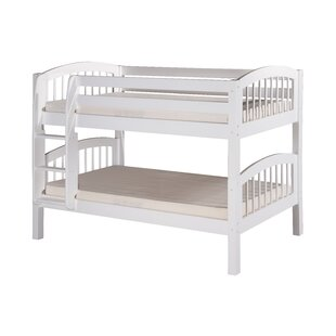 Oakwood Twin Wood Bunk Bed