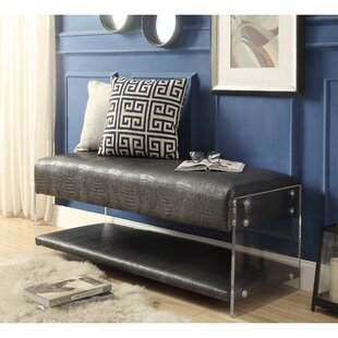 Serena Upholstered Storage Bench by Orren Ellis