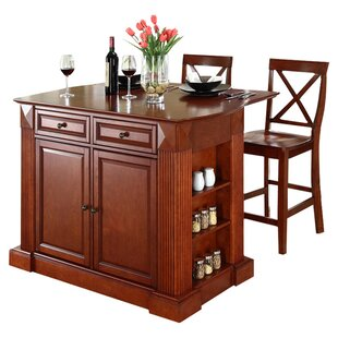 Byron Kitchen Island Set