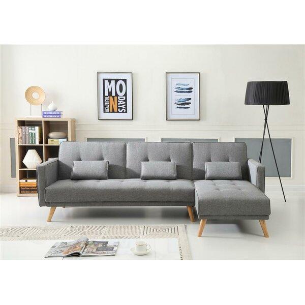 90 X 90 Sectional Sofa | Wayfair