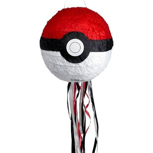 Pokemon 3D Pinata Paper Disposable Party Favor