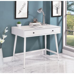 Jovany 2 Drawer Writing Desk by George Oliver Cool