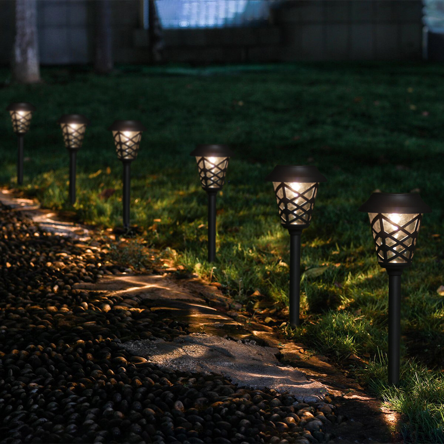 Solar Ed Led Pathway Light