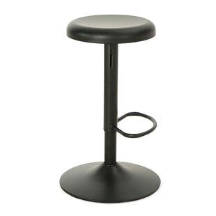 Price comparison Woodfin Iron Adjustable Height Bar Stool ByEbern Designs