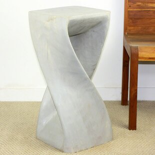 Demaio Twist End Table