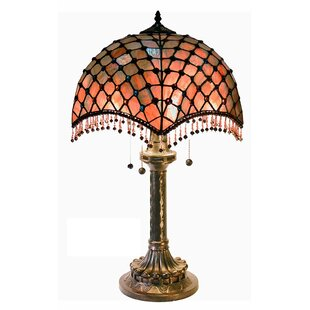 Prinsburg Beaded 26 Table Lamp