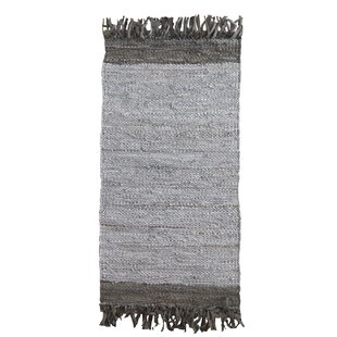 Grave Handwoven Grey Rug
