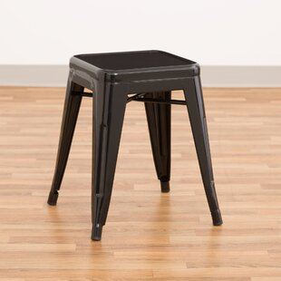 Winchell 18 Short Stool Set of 2 by 17 Stories