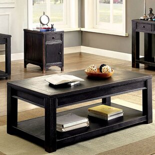 Banford Coffee Table with Storage Gracie Oaks