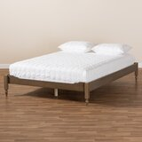 Brodus Bed Frame by White Noise