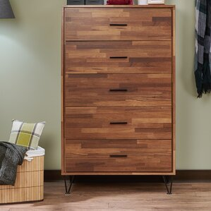 Deoss 5 Drawer Chest by ACME Furniture