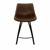 Traver Baseball 26 Bar Stool (Set of 2) by Union Rustic