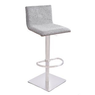 Find a Bonetti Adjustable Height Swivel Bar Stool by Orren Ellis Reviews (2019) & Buyer's Guide