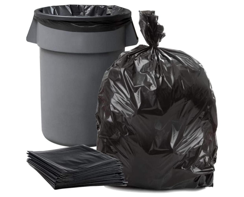 Plasticplace 56 Gal Trash Bags 100 Count Wayfair