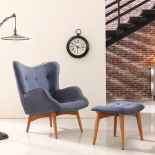 Shop For Kareem Lounge Chair by Corrigan Studio Reviews (2019) & Buyer's Guide
