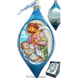 Angels Glass Christmas Finial Ornaments You Ll Love In 2021 Wayfair