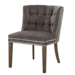 Preetesh Slipper Chair by Everly Quinn