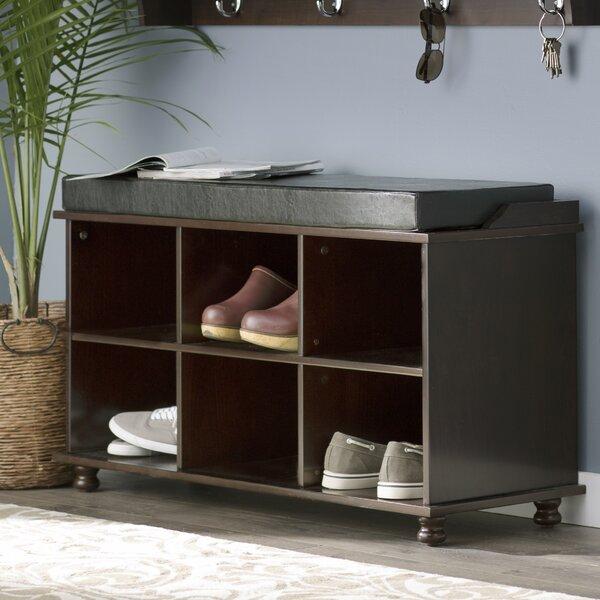 Andover Mills Pomeroy Storage Bench U0026 Reviews | Wayfair