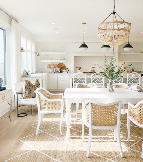 200+ Dining Room, Coastal Design Ideas | Wayfair