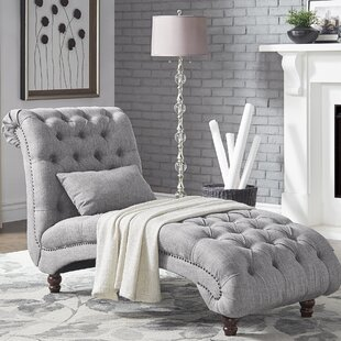 Top Reviews Gowans Chaise Lounge by Three Posts Reviews (2019) & Buyer's Guide