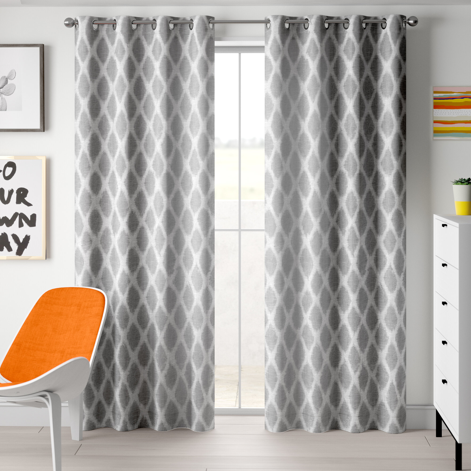 Lined Curtains Drapes You Ll Love In 2021 Wayfair