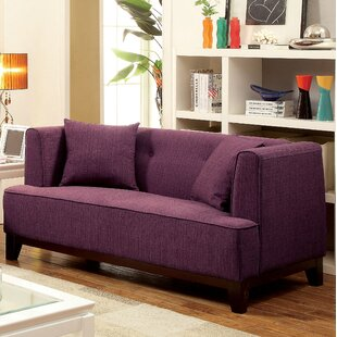 Savings Husman Modern Modular Loveseat by Brayden Studio Reviews (2019) & Buyer's Guide