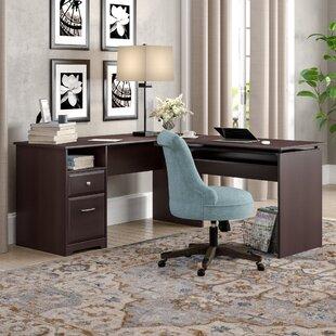 Hillsdale L-Shape Standing Desk