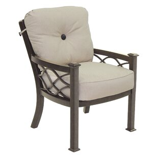La Reserve Patio Dining Chair with Cushion