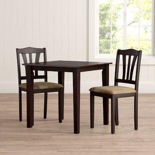 Dinah 3 Piece Dining Set