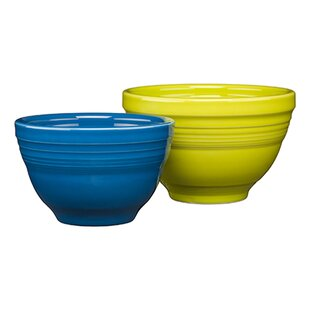 Round Baking Bowl Set