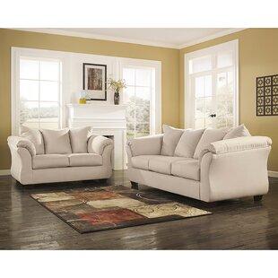 Devalious 2 Piece Living Room Set by Red Barrel Studio