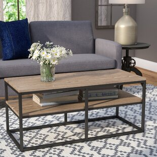 Compare prices Forteau Coffee Table By Laurel Foundry Modern Farmhouse