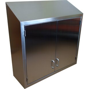 """42"""" W x 36"""" H Wall Mounted Cabinet by"""