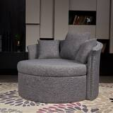 Jeanne Barrel Chair by Willa Arlo Interiors