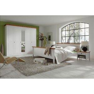 4-tlg. Schlafzimmer-Set Capri, 180 x 200 cm von..