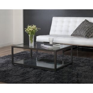 Read Reviews Gouldin Coffee Table by Ebern Designs Reviews (2019) & Buyer's Guide