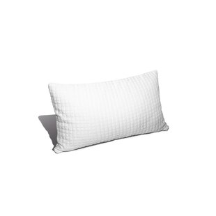 Siegel Latex Cooling Plush Bed Pillow