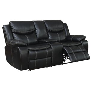 Blackledge 2 Piece Reclining Loveseat and Console Set Red Barrel Studio