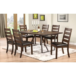 Harkness 7 Piece Dining Set by DarHome Co Amazing