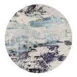 Round Blue Rugs You Ll Love Wayfair Co Uk