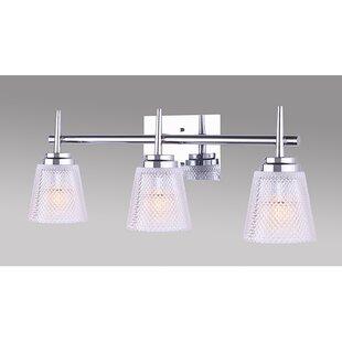 Find for Kesler 3-Light Vanity Light By Mercer41