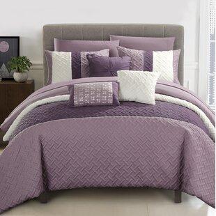 Osnat 8 Piece Twin Comforter Set