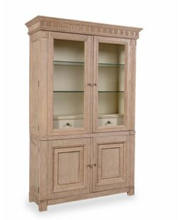 Augill Lighted China Cabinet by DarHome Co