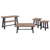 Teneyck 4 Piece Coffee Table Set by Loon Peak®
