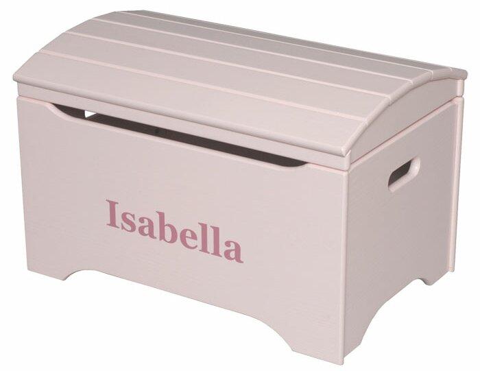 Rasco Personalized Toy Box