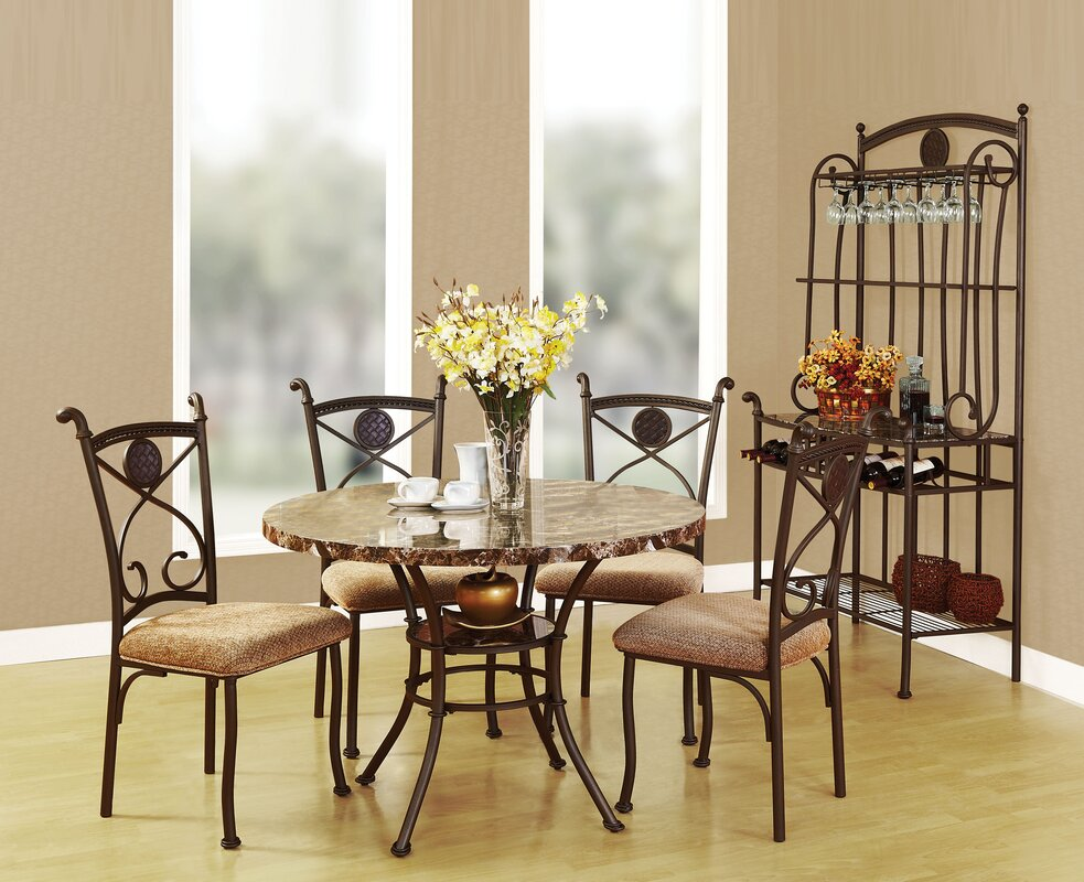 5 Piece Kitchen & Dining Room Sets You'Ll Love   Wayfair