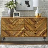 Adal 6 Drawer Double Dresser by Ivy Bronx