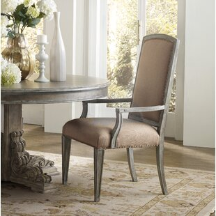 True Vintage Upholstered Dining Chair (Set of 2) Hooker Furniture