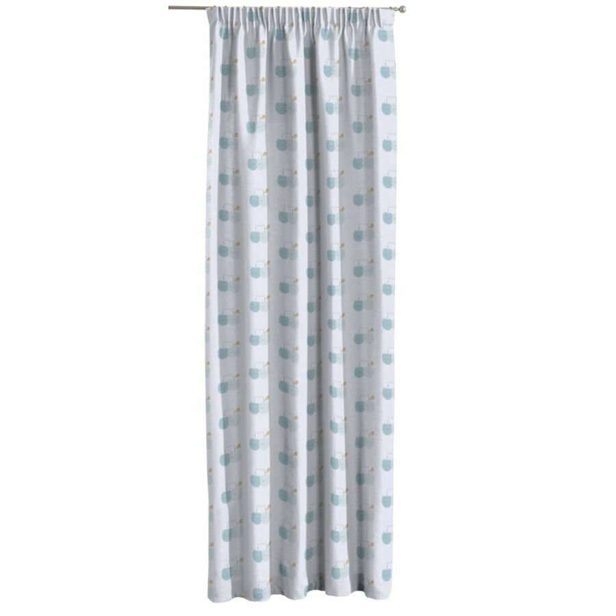 Marquee Flared Faux Silk Pinch Pleat Curtain Panel: Curtains Pinch Pleated Drapes
